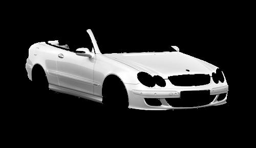 Цвета кузова CLK-Class (A209)